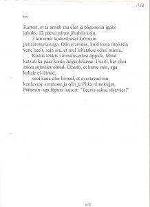 Elmar-Johannes Lubi, 76. a (järg)